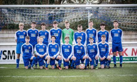Bangor City U16s appeal for donations to play at international tournament
