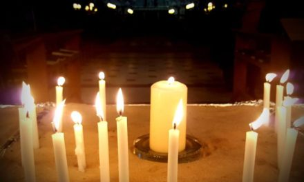 Bangor Cathedral Annual Candle Service of Remembrance