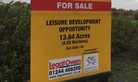 'Ambitious' North Wales cash bid could kick start investment at Bryn Cegin, Bangor