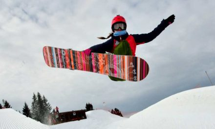 Bangor Snowboarder 'one good run' away from Olympic qualification
