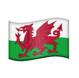 Welsh Flag Emoji arrives on iPhones