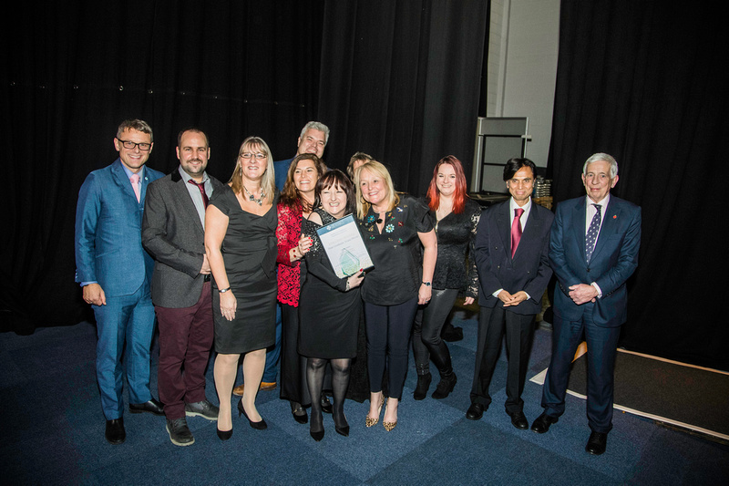 Ysbyty Gwynedd Medical Education Centre receives top award