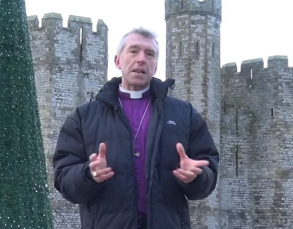 A Christmas Message from the Right Rev'd Andrew John, Bishop of Bangor