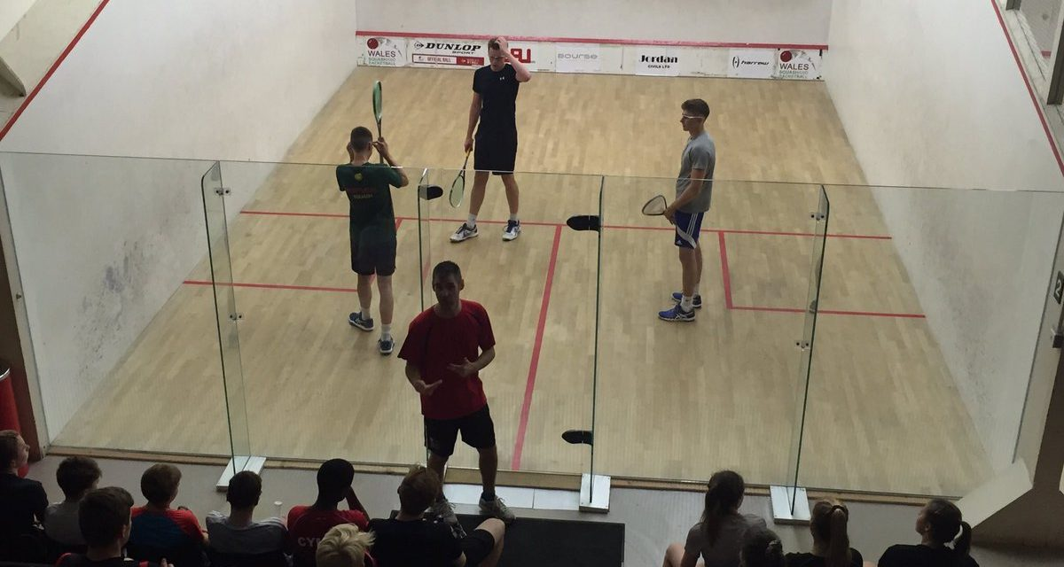 National Squash Centre to open at Canolfan Brailsford in Bangor