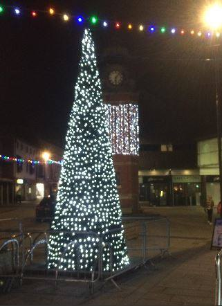 Bangor Christmas Trees have positive impact despite acts of vandalism
