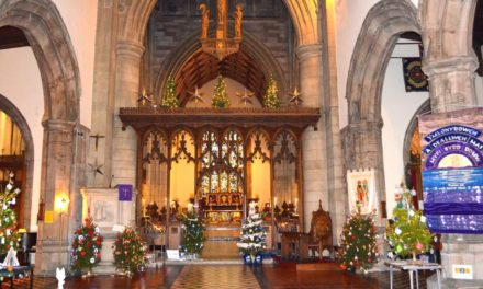 Christmas services and events at Bangor Cathedral 2017