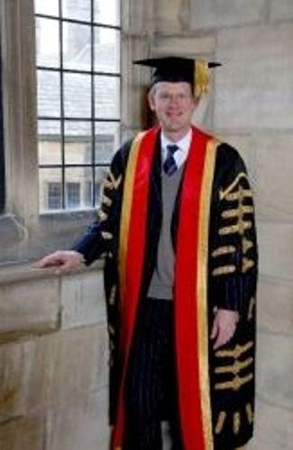 George Meyrick announced as new Chancellor of Bangor University