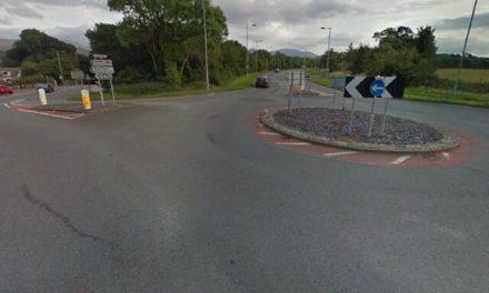 Motorcyclist seriously injured in A5 crash near Bangor