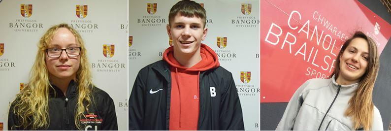 Bangor's elite athletes awarded Sports Scholarships and Bursaries