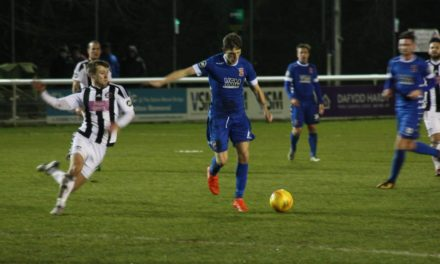 Bangor City stunned by last minute Llandudno winner