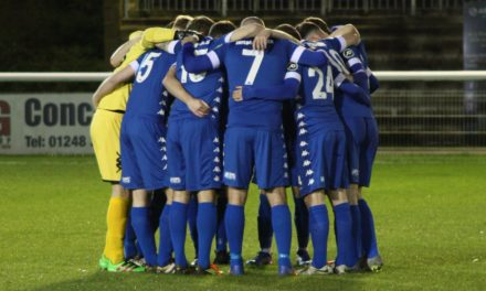 Bangor City return to winning ways against Newtown