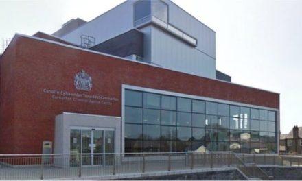 Man accused of murdering his estranged wife in Bangor goes on trial
