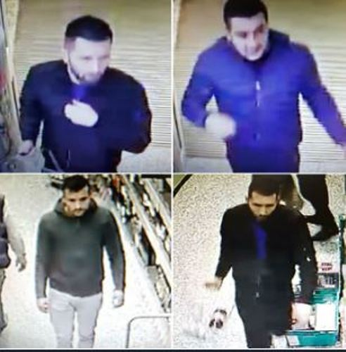 North Wales Police appeal to identify men at Morrisons in Bangor
