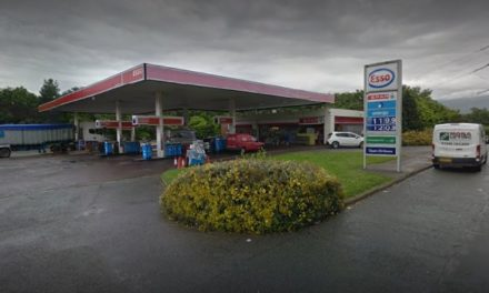 Police appeal following serious assault at 'One Stop' Llandygai Bangor
