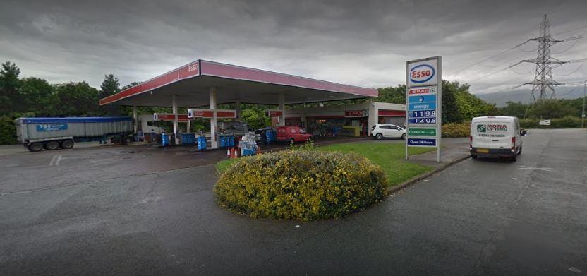 Police appeal following serious assault at 'One Stop' Llandygai Bangor