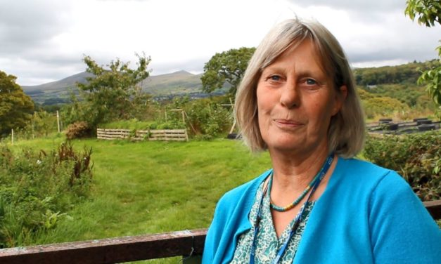 Using the natural beauty of Snowdonia to support people with mental health problems