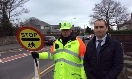 National award for Penrhosgarnedd road safety scheme