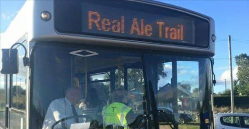 The Real Ale Trail is arriving in Bangor & Caernarfon this April