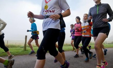 New Year, New You? Join the free beginners running group at Penrhyn Castle