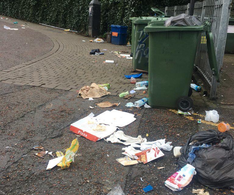 Bangor 'Spring Clean' planned to address litter problem