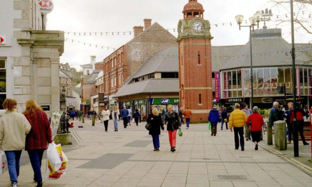 Bangor the best city to live in the UK on the minimum wage