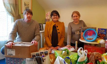 New Trustee brings fresh ideas to Bangor's mental health centre