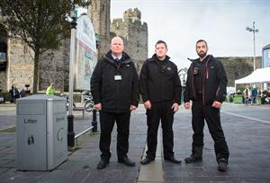 Kingdom Security trial with Gwynedd Council 'paused' after just two days