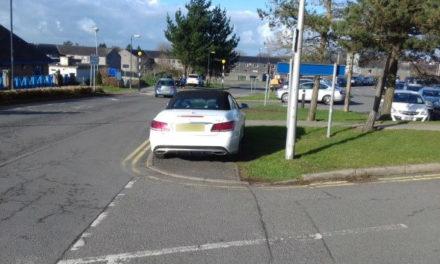 Changes to parking enforcement at Ysbyty Gwynedd Bangor