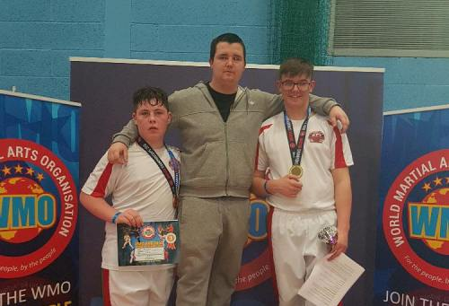 Bangor Kick-Boxers Ready for World Championships in Portugal