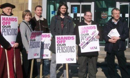 Bangor University staff plan eight days of strike action