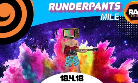 Bangor students arrange 'Runderpants' mile for charity
