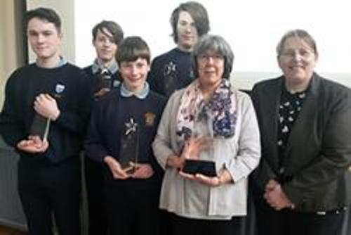 St Gerard's School through to finals of UK Chemistry competition