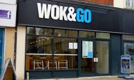 Police investigate burglary at Wok & Go in Bangor