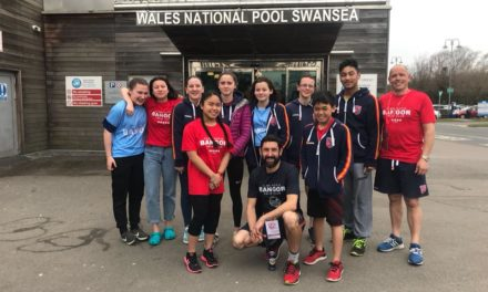 Bangor Swimming Club Enjoy Medal Success at National Gala in Swansea