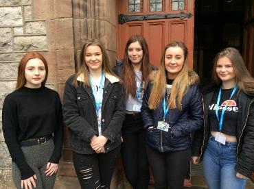 Coleg Menai Students Bordeaux Bound for Work Experience