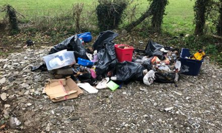 Fly-tipping Action Wales launch 'It's Your Duty to Care' campaign