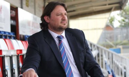 Bangor City appoint Craig Harrison as new manager