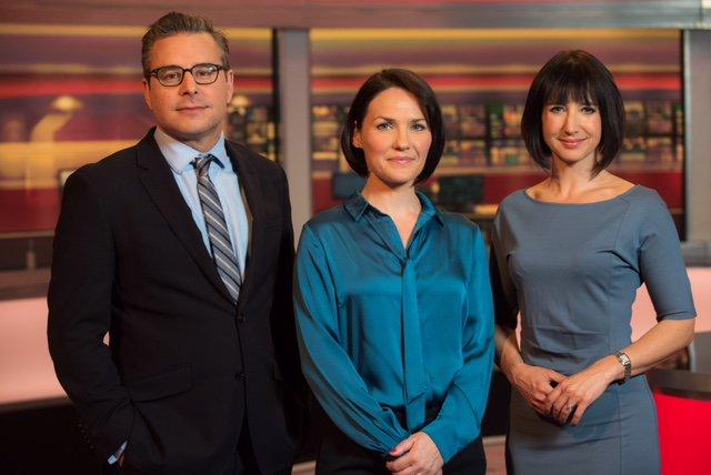Jennifer Jones joins 'BBC Wales Today' news programme