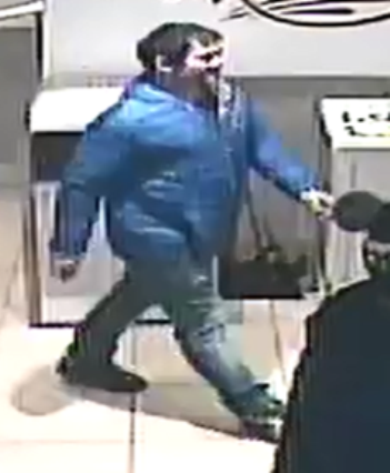 North Wales Police appeal to identify man in Bangor