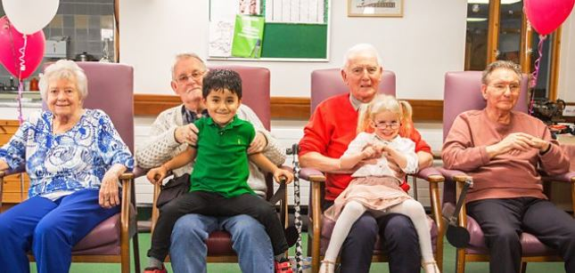 The Toddlers who took on Dementia