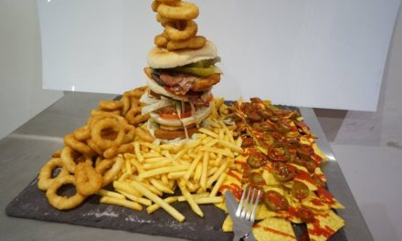 Man (or Woman) vs. Food – Bangor set for the biggest food challenge yet