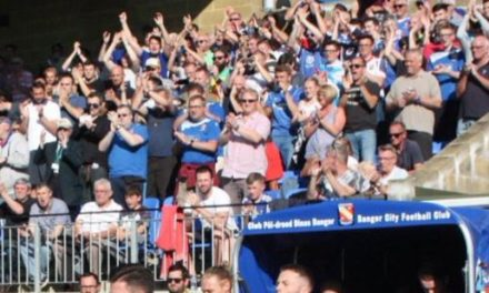 Alcohol rule brings cheer to Bangor City fans