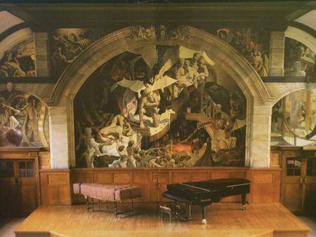 Guided tours of Bangor University's Art and Ceramic Collections