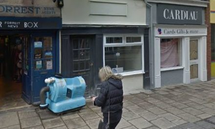 Planning approved for 'Takeaway' at former Castle Bakery on Bangor High Street