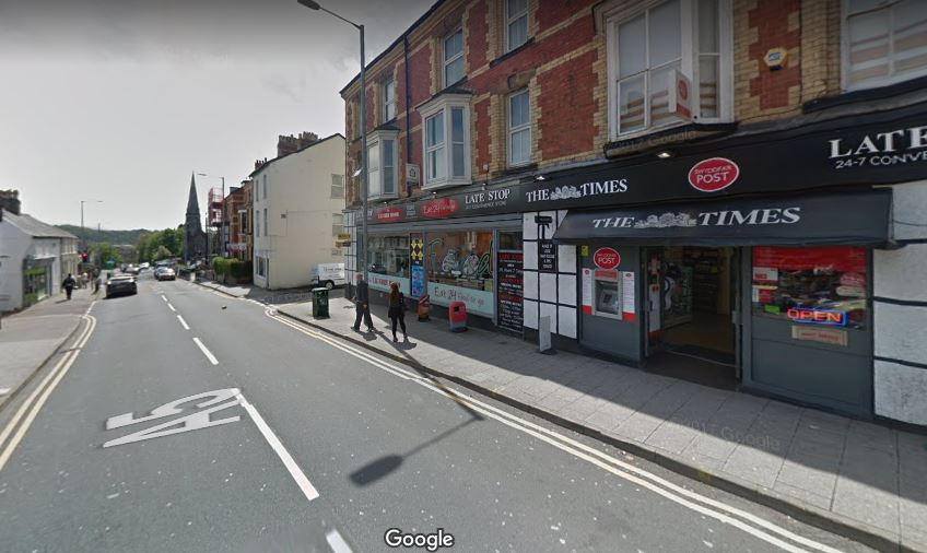 Post Office look for new premises in upper Bangor