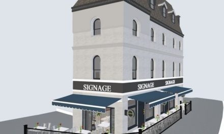 Planning application submitted for a new restaurant on Bangor High Street