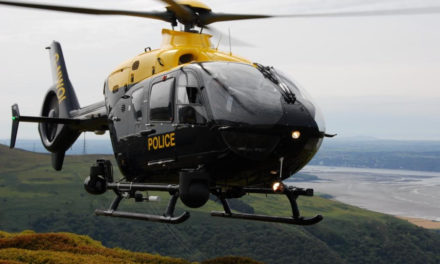 Man arrested in Bangor for 'endangering an aircraft'