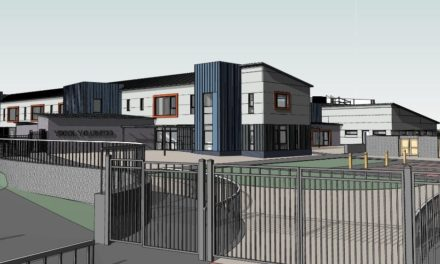 Work to start on new Ysgol y Garnedd