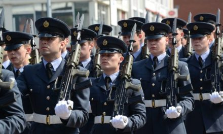 Major RAF Centenary Event to be held in Bangor