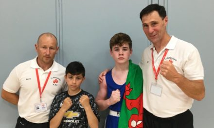 More success for Bangor boxers